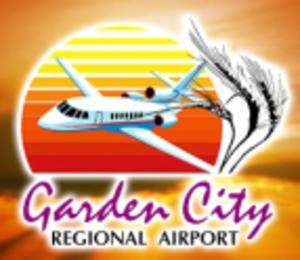 Garden City Regional Airport - Image: Garden City Regional Airport Logo