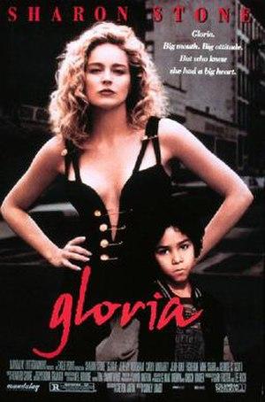 Gloria (1999 American film) - Theatrical release poster
