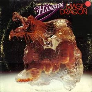 Hanson (UK band) - Image: Hansen Magic Dragon album cover