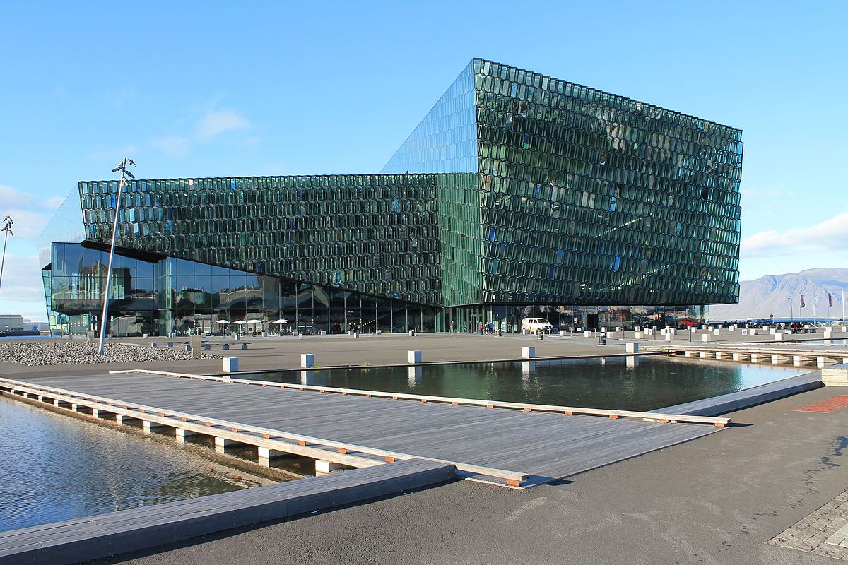 Harpa Concert Hall Wikipedia