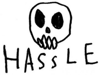 Hassle Records - Image: Hassle Logo