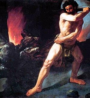 Heracles cerberus