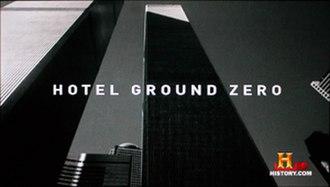 Hotel Ground Zero - Image: Hotel ground zero