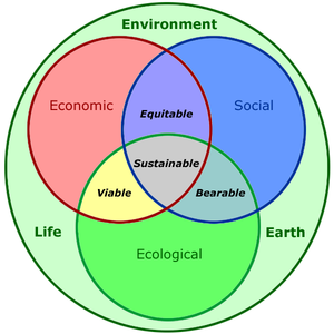 social capital and sustainable community development is there a relationship