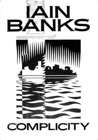 Complicity (novel) - Image: Iain Banks Complicity Early