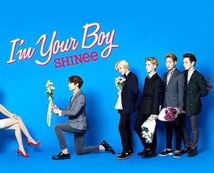 I'm Your Boy - Image: Imyourboycover