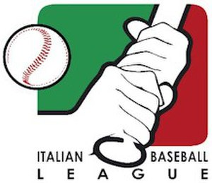 Italian Baseball League - Image: Italian Baseball League logo