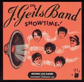 Showtime! - Image: J. Geils Band Showtime!