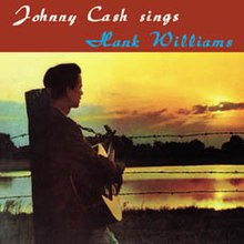 Johnny Cash Sings Hank Williams Wikipedia