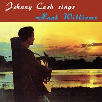 Sings Hank Williams - Image: JC Sings Hank Williams