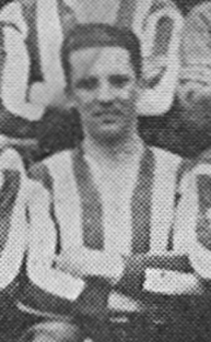Jack Phillips (footballer, born 1903) - Phillips while with Brentford in 1927.