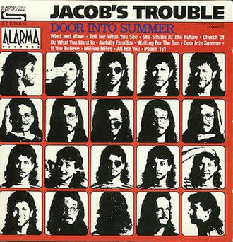 Door into Summer (album) - Image: Jacob's Trouble Door into Summer coverart