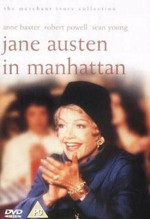 Jane Austen in Manhattan - Image: Jane Austen in Manhattan Film Poster