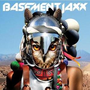 Scars (Basement Jaxx album) - Image: Jaxxscars