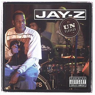 MTV Unplugged (Jay-Z album) - Image: Jay z mtv unplugged