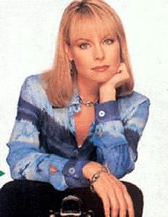 Vicky Hudson - Jensen Buchanan as Vicky