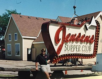 Doron Jensen - Jensen circa 1996 in Eagan, Minnesota. In the late 1990s, Jensen's career shifted towards a more signature style of restaurants.