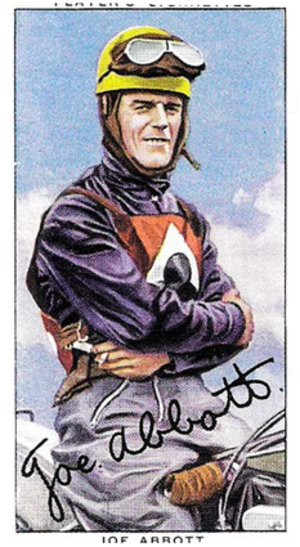 Joe Abbott (speedway rider) - Image: Joe abbott