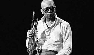 Johnny Coles American trumpeter