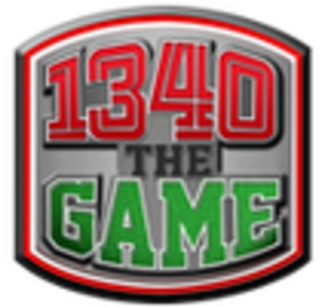 KGHM (AM) - Image: KGHM 1340The Game logo