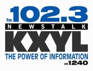KXYL (AM) - Image: KXYL station logo