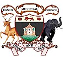 Coat of arms of Kandy