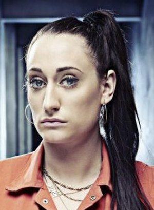 Kelly Bailey (Misfits) - Image: Kelly Bailey