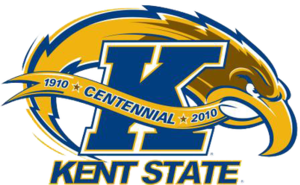 2010 Kent State Golden Flashes football team - Image: Kent State Centennial athletic