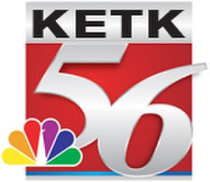 KETK-TV - KETK logo, used from 2004 to 2010.