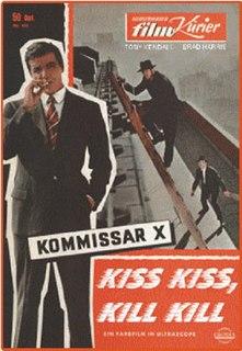 <i>Kiss Kiss, Kill Kill</i> 1966 film