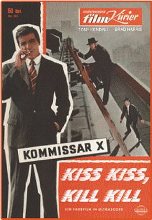 Kiss Kiss, Kill Kill - Image: Kiss Kiss, Kill Kill