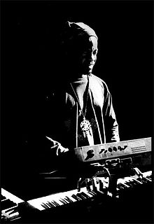 Kwame Kwaten British musician