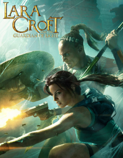 Picture of a game: Lara Croft And The Guardian Of Light