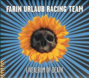 Livealbum of Death - Image: Livealbum Of Death Cover