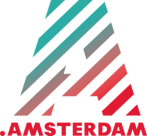 .amsterdam - Image: Logo of .amsterdam top level domain