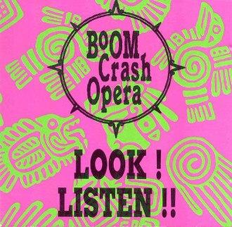 Look! Listen!! - Image: Look Listen!!