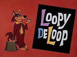 Loopy De Loop - Title Card