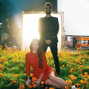 Lust for Life (Lana Del Rey song) - Image: Lust for Life Lana Del Rey & The Weeknd