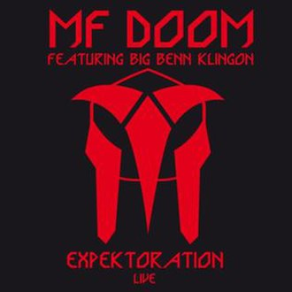Expektoration - Image: MF DOOM Expektoration