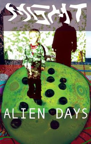 Alien Days - Image: MGMT Alien Days