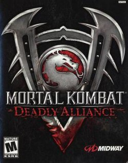 <i>Mortal Kombat: Deadly Alliance</i> video game
