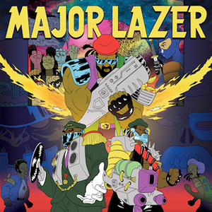 Free the Universe - Image: Major Lazer Free the Universe
