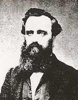 Mark W. Bullard - Image: Mark W. Bullard, Pacific Northwest pioneer