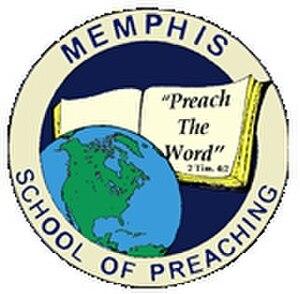 Memphis School of Preaching - The MSOP's Logo