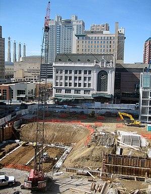 Midland Theatre - Image: Midland Theatre Redevelopment