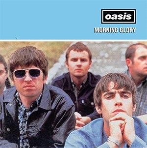 Morning Glory (Oasis song) - Image: Morning Glory (Oasis single)
