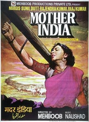 Mother India - Film poster