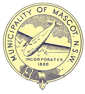 Municipality of Mascot Local government area in New South Wales, Australia