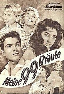 <i>My Ninety Nine Brides</i> 1958 film by Alfred Vohrer