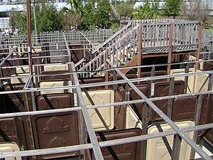 Maze - Public maze at Wild Adventures theme park, Valdosta, Georgia, United States. It was removed before the 2010 season.